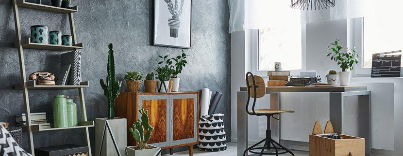 Imagem com decoração de quarto