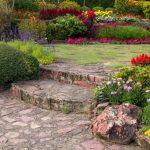 construção de um jardim dicas