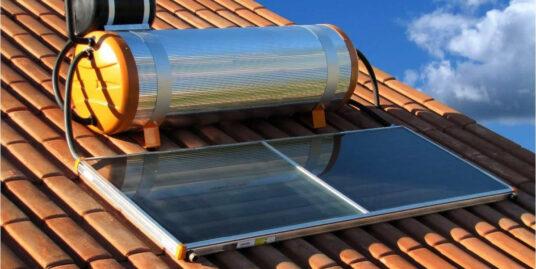 aquecimento residencial solar
